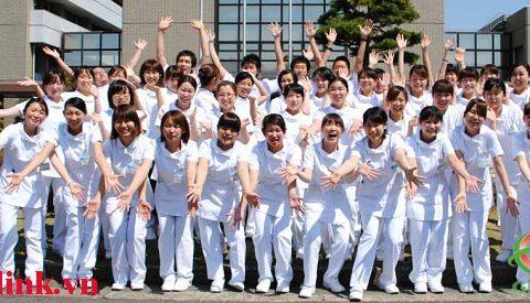 Thông báo tuyển sinh Du học điều dưỡng vừa học vừa làm kỳ học tháng 10 tại Nhật Bản