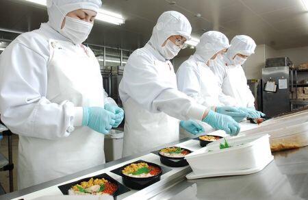 Tuyển 18 lao động Chế biến thực phẩm làm việc tại Tochigi phỏng vấn 20/12/2019